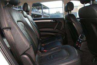 2010 Audi Q7 MY11 TFSI Tiptronic Quattro White 8 Speed Sports Automatic Wagon