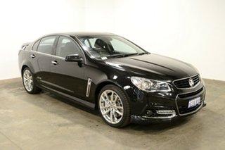 2013 Holden Commodore VF MY14 SS V Redline Black 6 Speed Sports Automatic Sedan