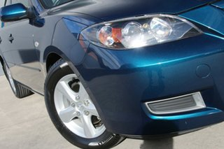 2007 Mazda 3 BK10F2 Neo Phantom Blue 4 Speed Sports Automatic Sedan.