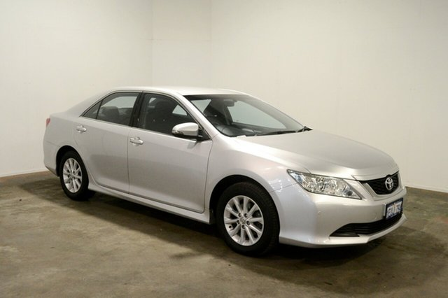 Used Toyota Aurion GSV50R AT-X, 2015 Toyota Aurion GSV50R AT-X Silver 6 Speed Sports Automatic Sedan