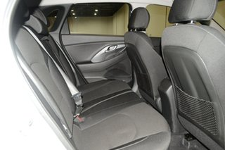 2017 Hyundai i30 PD MY18 Active Platinum Silver Metallic 6 Speed Sports Automatic Hatchback