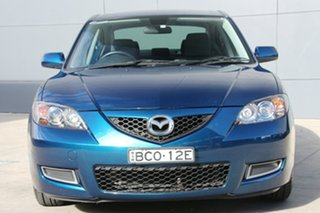 2007 Mazda 3 BK10F2 Neo Phantom Blue 4 Speed Sports Automatic Sedan