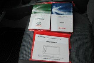 2013 Toyota Hilux GGN15R MY12 SR5 Xtra Cab 4x2 Brilliantblack 5 Speed Automatic Utility