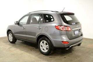 2012 Hyundai Santa Fe CM MY12 Elite Titanium Silver 6 Speed Sports Automatic Wagon.