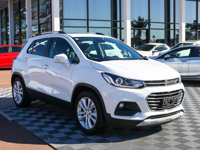 Used Holden Trax TJ MY18 LTZ, 2018 Holden Trax TJ MY18 LTZ Summit White 6 Speed Automatic Wagon