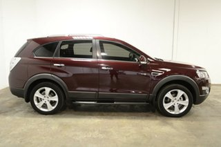 2012 Holden Captiva CG Series II 7 AWD CX Red 6 Speed Sports Automatic Wagon