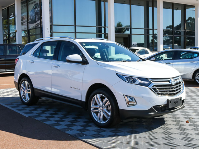 Used Holden Equinox EQ MY18 LTZ-V AWD, 2017 Holden Equinox EQ MY18 LTZ-V AWD White 9 Speed Sports Automatic Wagon