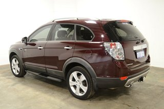 2012 Holden Captiva CG Series II 7 AWD CX Red 6 Speed Sports Automatic Wagon.