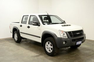 2011 Isuzu D-MAX MY11 LS-M White 5 Speed Manual Utility