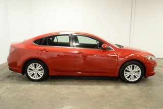 2009 Mazda 6 GH1051 MY09 Classic Red 5 Speed Sports Automatic Hatchback