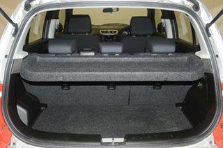 2011 Suzuki Swift FZ GL Silver 4 Speed Automatic Hatchback