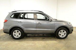 2012 Hyundai Santa Fe CM MY12 Elite Titanium Silver 6 Speed Sports Automatic Wagon