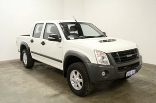 2011 Isuzu D-MAX MY11 LS-M White 5 Speed Manual Utility.