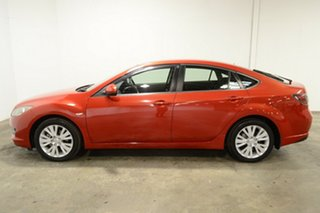 2009 Mazda 6 GH1051 MY09 Classic Red 5 Speed Sports Automatic Hatchback.