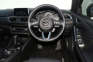2017 Mazda 6 GL1031 Atenza SKYACTIV-Drive Machine Grey 6 Speed Sports Automatic Sedan