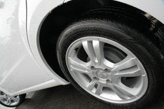 2011 Holden Barina TK MY11 Arctic White 4 Speed Automatic Sedan