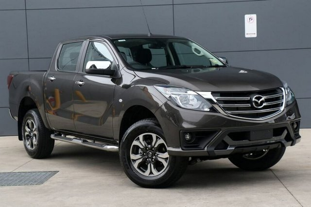 New Mazda BT-50 UR0YG1 XTR 4x2 Hi-Rider, 2018 Mazda BT-50 UR0YG1 XTR 4x2 Hi-Rider Titanium Flash 6 Speed Sports Automatic Utility