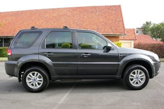 2011 Ford Escape ZD MY10 Grey 4 Speed Automatic Wagon.