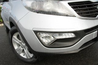 2010 Kia Sportage SL SI Bright Silver 6 Speed Sports Automatic Wagon.