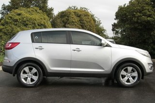 2010 Kia Sportage SL SI Bright Silver 6 Speed Sports Automatic Wagon