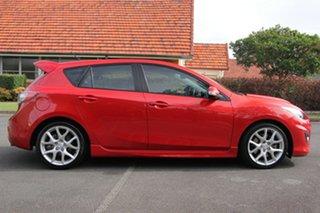 2011 Mazda 3 BL1031 MPS Red 6 Speed Manual Hatchback.