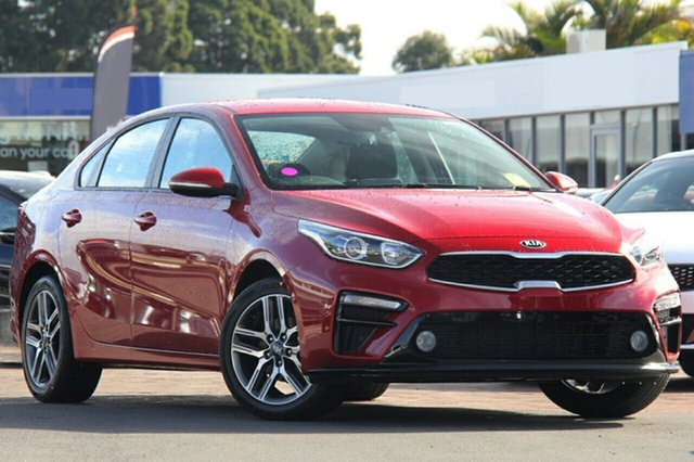 New Kia Cerato BD MY20 Sport, 2019 Kia Cerato BD MY20 Sport Runway Red 6 Speed Sports Automatic Sedan