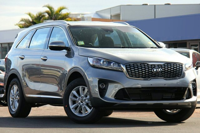 New Kia Sorento UM MY18 Si AWD, 2018 Kia Sorento UM MY18 Si AWD Steel Grey 8 Speed Sports Automatic Wagon