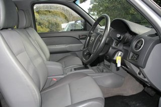 2008 Mazda BT-50 UNY0E4 DX Highlight Silver 5 Speed Automatic Utility