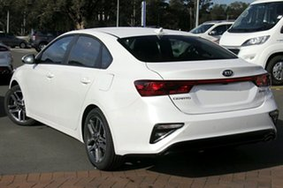 2020 Kia Cerato BD MY20 Sport+ Snow White Pearl 6 Speed Sports Automatic Sedan.