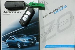 2013 Mazda 6 6C GT Blue 6 Speed Automatic Sedan