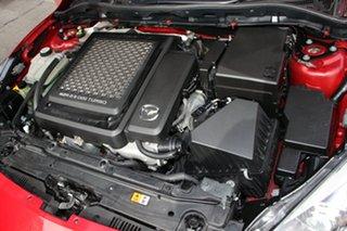 2011 Mazda 3 BL1031 MPS Red 6 Speed Manual Hatchback