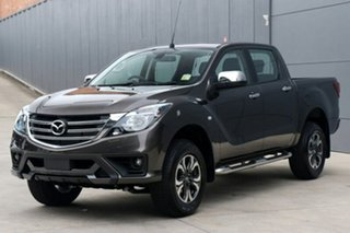 2018 Mazda BT-50 UR0YG1 XTR 4x2 Hi-Rider Titanium Flash 6 Speed Sports Automatic Utility