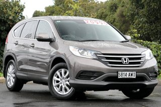 2013 Honda CR-V RM VTi Urban Titanium 5 Speed Automatic Wagon.