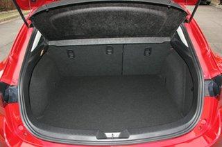 2015 Mazda 3 BM5436 SP25 SKYACTIV-MT GT Red/Black 6 Speed Manual Hatchback