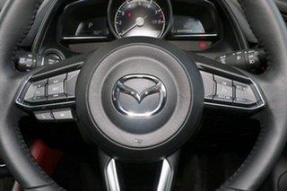 2018 Mazda CX-3 DK2W7A sTouring SKYACTIV-Drive Eternal Blue 6 Speed Sports Automatic Wagon