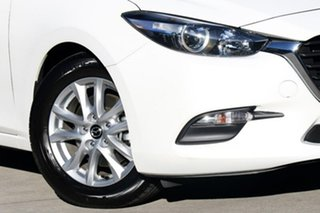 2018 Mazda 3 BN5478 Neo SKYACTIV-Drive Sport Snowflake White 6 Speed Sports Automatic Hatchback