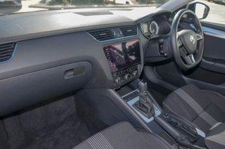 2017 Skoda Octavia NE MY18 Sport Sedan DSG 110TSI Red 7 Speed Sports Automatic Dual Clutch Liftback