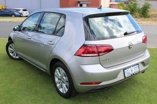 2017 Volkswagen Golf 7.5 MY18 110TSI DSG Trendline Tungsten Silver 7 Speed