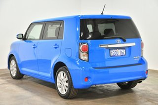 2011 Toyota Rukus AZE151R Halo Hatch Blue 4 Speed Sports Automatic Wagon.