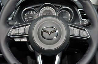 2017 Mazda 6 GL1031 GT SKYACTIV-Drive Soul Red 6 Speed Sports Automatic Sedan