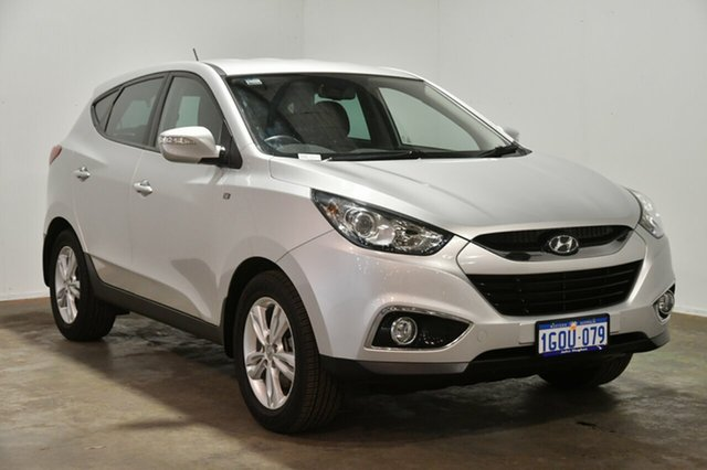 Used Hyundai ix35 LM2 SE, 2013 Hyundai ix35 LM2 SE Silver 6 Speed Sports Automatic Wagon