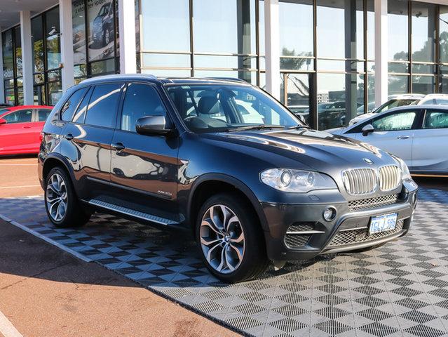 Used BMW X5 E70 MY1112 xDrive40d Steptronic Sport, 2013 BMW X5 E70 MY1112 xDrive40d Steptronic Sport Grey 8 Speed Sports Automatic Wagon