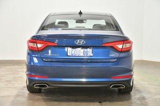 2015 Hyundai Sonata LF Premium Coast Blue 6 Speed Sports Automatic Sedan
