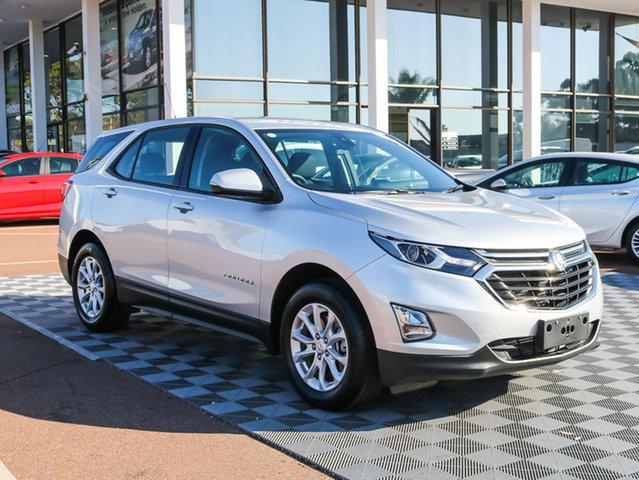 Used Holden Equinox EQ MY18 LS+ FWD, 2017 Holden Equinox EQ MY18 LS+ FWD Silver 6 Speed Sports Automatic Wagon