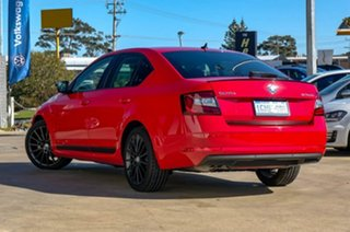 2017 Skoda Octavia NE MY18 Sport Sedan DSG 110TSI Corrida Red 7 Speed Sports Automatic Dual Clutch.