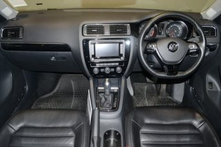 2015 Volkswagen Jetta 1B MY16 155TSI DSG Highline Sport Pure White 6 Speed