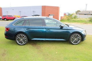 2018 Skoda Superb NP MY18.5 162TSI DSG Blue 6 Speed Sports Automatic Dual Clutch Wagon