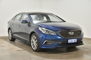 2015 Hyundai Sonata LF Premium Coast Blue 6 Speed Sports Automatic Sedan