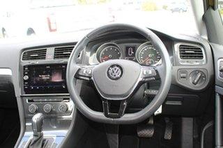 2017 Volkswagen Golf 7.5 MY17 110TSI DSG Trendline Turmeric Yellow 7 Speed