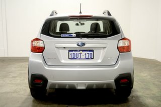 2012 Subaru XV G4X MY12 2.0i Lineartronic AWD Silver 6 Speed Constant Variable Wagon
